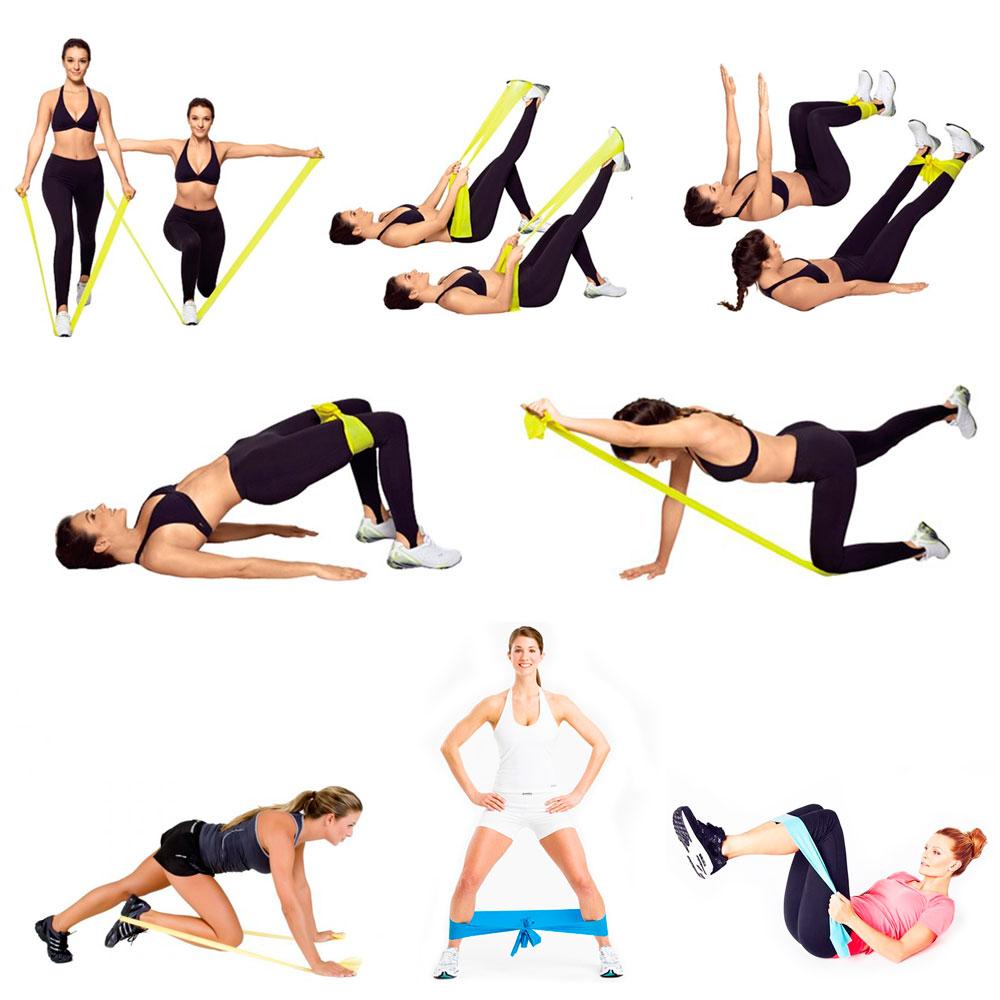 Уроки фитнеса для похудения живота