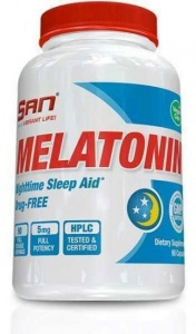 SAN Melatonin 5 мг   90 капсул