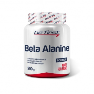 Be First Beta alanine 200 г