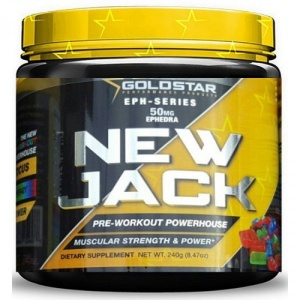 Gold Star New Jack 240 гр golly rancher
