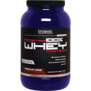Ultimate Nutrition Prostar Whey  900 г