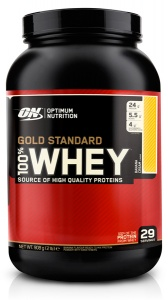 Optimum Nutrition 100% Gold Standard Whey 909 г