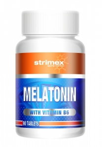 Strimex Melatonin 1мг 90 таблеток